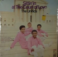Unifics-Sittin' In At The Court Of Love-Kapp 3582-SHRINK RARE