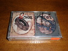 Human Cannonball CASSETTE School Of Fish NEW