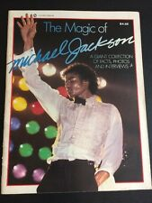 The Magic of Michael Jackson! Collection of Facts, Photos, Interviews soft cover