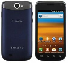 Samsung Galaxy Exhibit 4G SGH-T679 - 4GB - Blue (T-Mobile) EXCELLENT CONDITION
