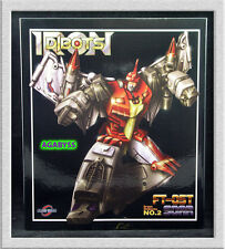 Transformers G1 Masterpiece Dinobot Swoop Fans Toys FT-05T Red Soar in USA NOW!!