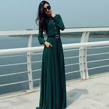 Women long dress like maxi look for class girl (made in UK )