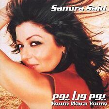 SAID,SAMIRA-YOUM WARA YOUM CD NEW