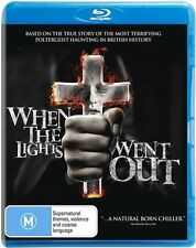 When The Lights Went Out : NEW Blu-Ray