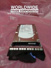 IBM 10N7204 3647 146.8GB 15K RPM SAS Disk Drive w/ Bracket pSeries Free Warranty