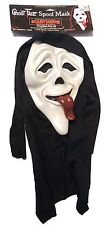 Licensed Scream Wassup Ghost Face Mask Latex Horror Halloween Mask Only