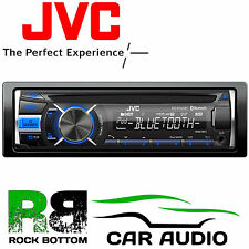 JVC KD-R741BT 50x4 Bluetooth CD MP3 USB AUX Car Stereo Radio Player REFURBISHED