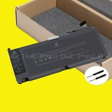 """Battery For Apple MacBook Unibody 13"""" Inch A1331 A1342 Late 2009/Mid 2010 63.5Wh"""