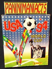 Panini Original Sticker Album, USA 94 1994, 100% Complete, Good Condition.