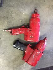 """Sioux 5075A 3/4"""" Drive Air Impact Wrench & Chicago Pneumatic Unknown Model #"""