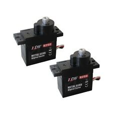 2x KDS N290 Digital Micro Metal Gear High Torque Analogue CCPM Servo