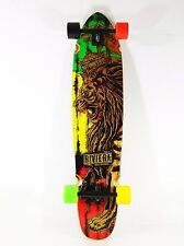 "Riviera 9.25"" x 40"" King of Kings III Longboard Cruiser Complete 180mm Trucks"