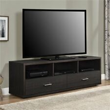"Altra Clark 70"" TV Stand in Cherry and Espresso"