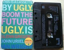 Ugly Boom the Future Abs Excellent Condition Cassette Tape Single - TESTED