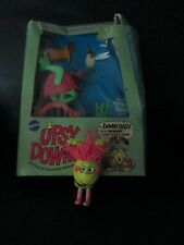 Vintage Complete Upsy Downsy Downy Dilly & Footmobile Rare Set Dolls Foot Mobile