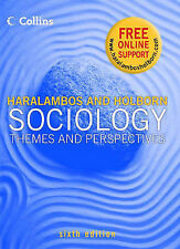 Sociology Themes and Perspectives by Martin Holborn, R.M. Heald, Michael...6 Ed