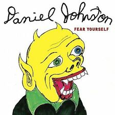 BRAND NEW Daniel Johnston SEALED CD Fear Yourself  2004 Mark Linkous MINT CONDIT