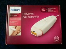 Philips BRI861/00 Lumea Essential IPL Hair Regrowth Prevention open box