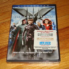 Brand New Sealed X-Men The Last Stand DVD