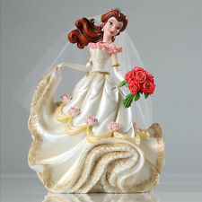 Disney Showcase Couture de Force Beauty & Beast's BELLE Bridal Wedding Figurine