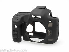 easyCover Armor Protective Skin for Canon 5D Mark II Black - Free US Shipping