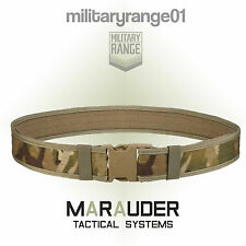 Marauder British Army Combat Belt -MTP Multicam - Military Quick Release Buckle