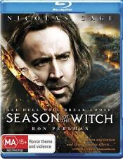 Season Of The Witch Blu Ray Nicolas Cage Ron Pearlman New