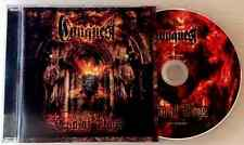 CONQUEST / END OF DAYS - CD (2008 on Dark Star Records)