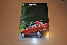 CATALOGUE Fiat Brava de septembre 1995
