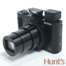 SONY CYBER-SHOT DSC-HX90V 18.2MP DIGITAL CAMERA w/30x OPTICAL ZOOM ZEISS LENS