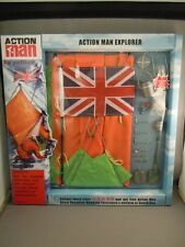 Action Man - 40th Base Camp-conjunto cardado