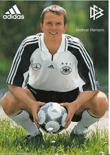 Dietmar Hamann DFB Autogrammkarte 5/2000 TOP AK +A21284