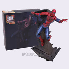 MARVEL - SCI-FI REVOLTECH - FIGURA SPIDERMAN / SPIDERMAN FIGURE 14cm