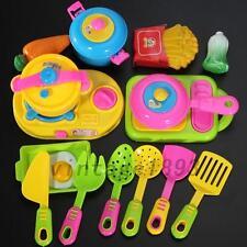 Playhouse Toys Small Chef Kitchenware Simulation Kitchen Utensils Children Toy