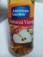 Apple Cider Vinegar 473 ml without Mother ( American Garden )