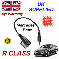 Mercedes Benz R CLASS A0018279204 3.5mm jack MP3 iPod in car Cable replacement