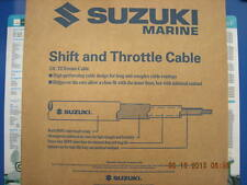 Suzuki Outboard Parts 18 FT 33C TFXtreme Performance Remote Control Cable