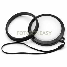 62mm White Balance Lens Filter Cap with Filter Mount