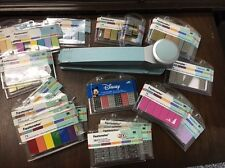Fastenater Scrapbooking Lot-Large Stapler & Multiple packs of Staples