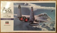1/72 Hasegawa F-15C Eagle 00543 TwoBobs 9/11 Decals & Extras.