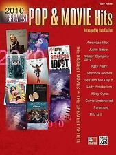 2010 Greatest Pop & Movie Hits: Pending (Easy Piano), Staff, Alfred Publishing,