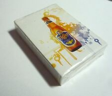 MALAYSIA Playing Cards TIGER BEER Year of RAT 2008 White Guinness Anchor Sealed