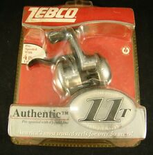 Zebco Authentic Micro 11T Triggerspin Ball Bearing System Pre-Spooled 4 lb Line