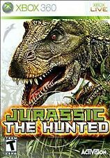 Jurassic: The Hunted GAME ONLY (Microsoft Xbox 360, 2009)