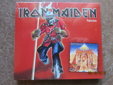Iron Maiden - Poweslave CD RCMP Fatory Sealed Dudley Do-Right Disney Canada RARE