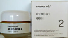 COSMELAN 2 MELASMA SKIN TREATMENT BLEACH LIGHTENING CREAM FRECKLE PIGMENTATION