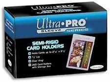 1000 Ultra Pro regular 3x4 Estuche Sellado Nuevo Top toploaders Cargadores