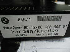BMW-E46/4-STGT-VERSTÄRKER-AMPLIFIER-HARMAN/KARDON:06920996/