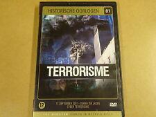 DVD / TERRORISME - HISTORISCHE OORLOGEN