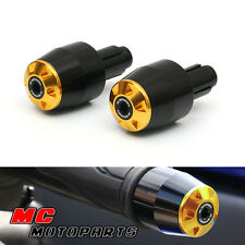 Gold Billet Storm Bar End Slider Honda CBR 600RR 2003 2004 2005 2006